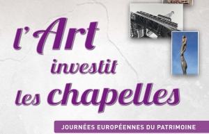 ANNULATION : L'art investit les chapelles