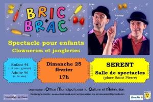 """Spectacle """"Bric et Brac"""""""