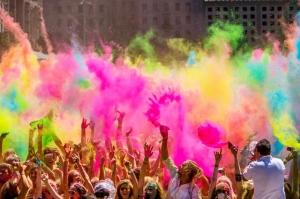 Sérent tout coloré !