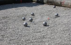 Concours de pétanques et palets