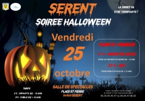 Soirée halloween : films d'horreur