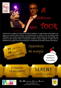 Spectacle de magie