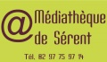 logo mediatheque serent morbihan contact
