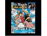 """Nouvelle revue pour les jeunes : """"le Monde des ados"""""""