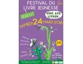 """Festival du livre jeunesse """"OUST, aux livres ! """""""