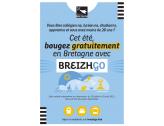 Breizhgo : les jeunes de moins de 26 ans peuvent voyager gratuitement cet été !
