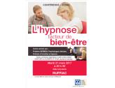 Conférence-débat sur le thème de l'hypnose