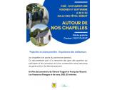 Journées européennes du patrimoine : programmation modifiée