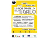 En mars, c'est le mois du Gallo à Sérent - Le mouèz du Galo à Srent